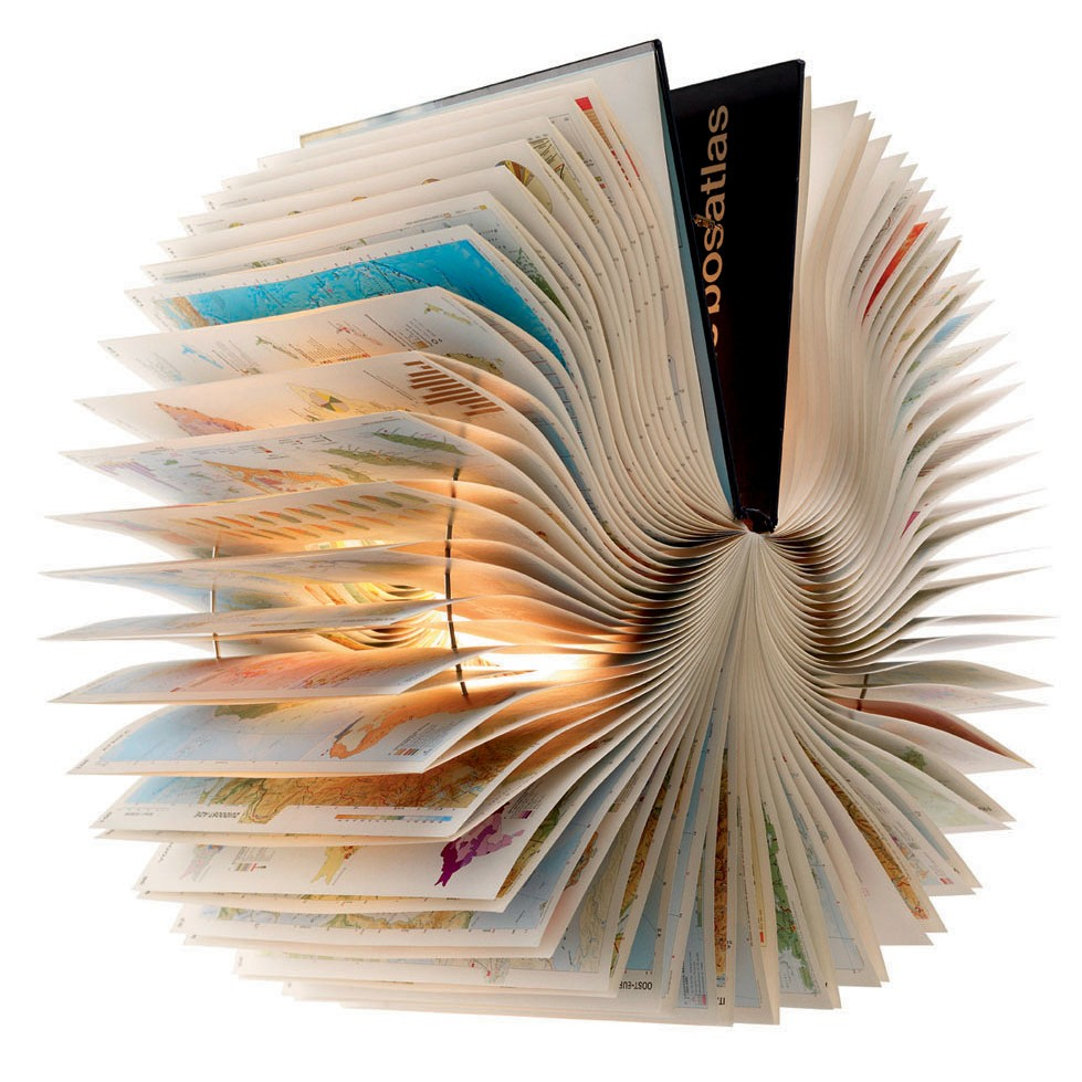 Bomdesign Book Lamp