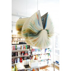 Book Lamps - Michael Bom - Bomdesign - V&D - Leiden