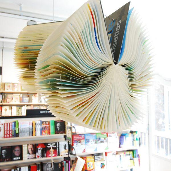 Book Lamps - Michael Bom - Bomdesign - V&D - Leiden