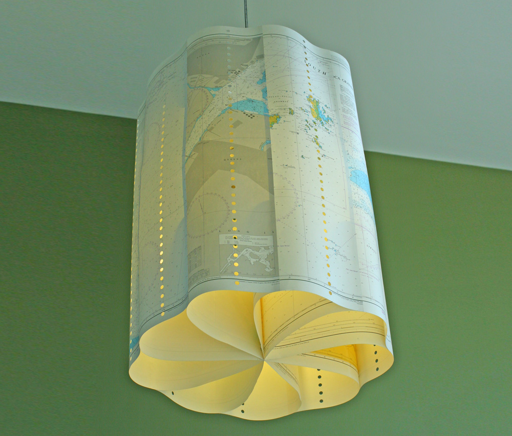 pincoffs hotel recycle lamps