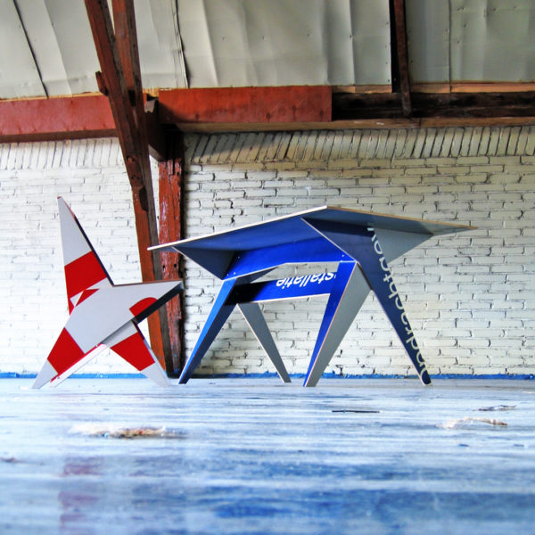 Typo Table & Chairs
