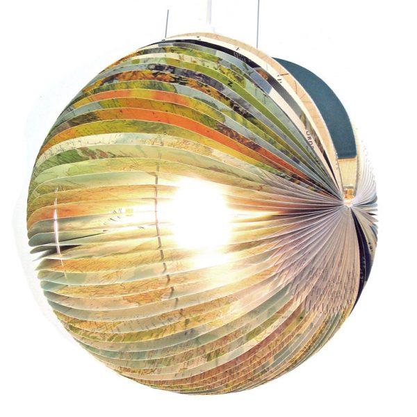 Michael Bom Sculptural Book Lamp