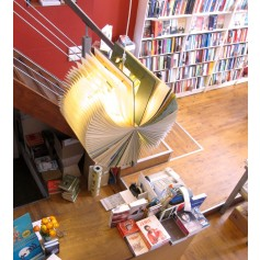 book lamp rotterdam recycle upcycle