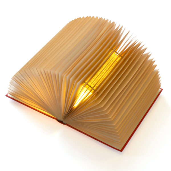 luce book lamp rotterdam recycle upcycle
