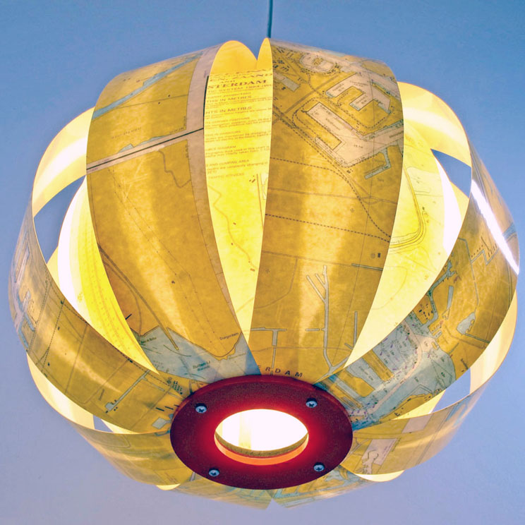 SEA-LAMP made from real navigation maps