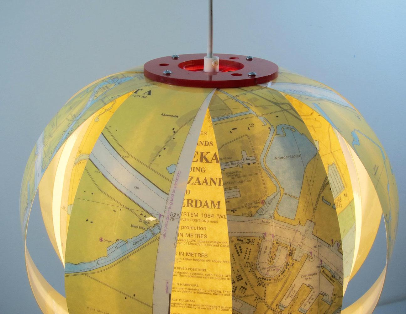 Sea-Lamp by Mchael Bom - Bomdesign
