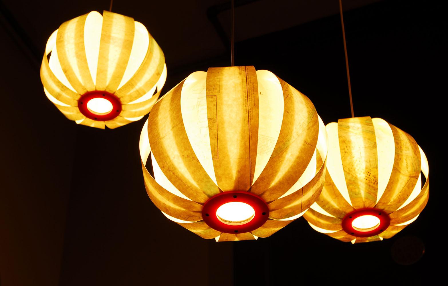 Sea Lamps Bomdesign Hotel New York Rotterdam