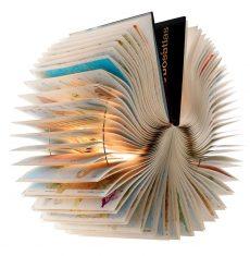 Bomdesign Book Lamp