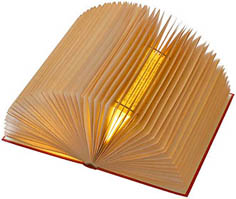 luce book-lamp holland recycle upcycle